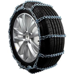 汽車輪胎防滑鏈條鐵鏈小轎車越野車suv通用型冬季麪包車雪地鏈子