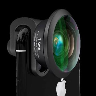 超廣角手機鏡頭專業拍攝單反外置攝像頭通用微距魚眼長焦高清晰人像鏡頭蘋果華為全景深攝像超清自拍照神器相