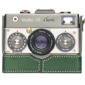 领【5元券】购买真皮禄来35皮套35classic相机包