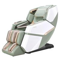 荣泰按摩椅家用全身小型豪华太空舱全自动多功能沙发椅A60新款