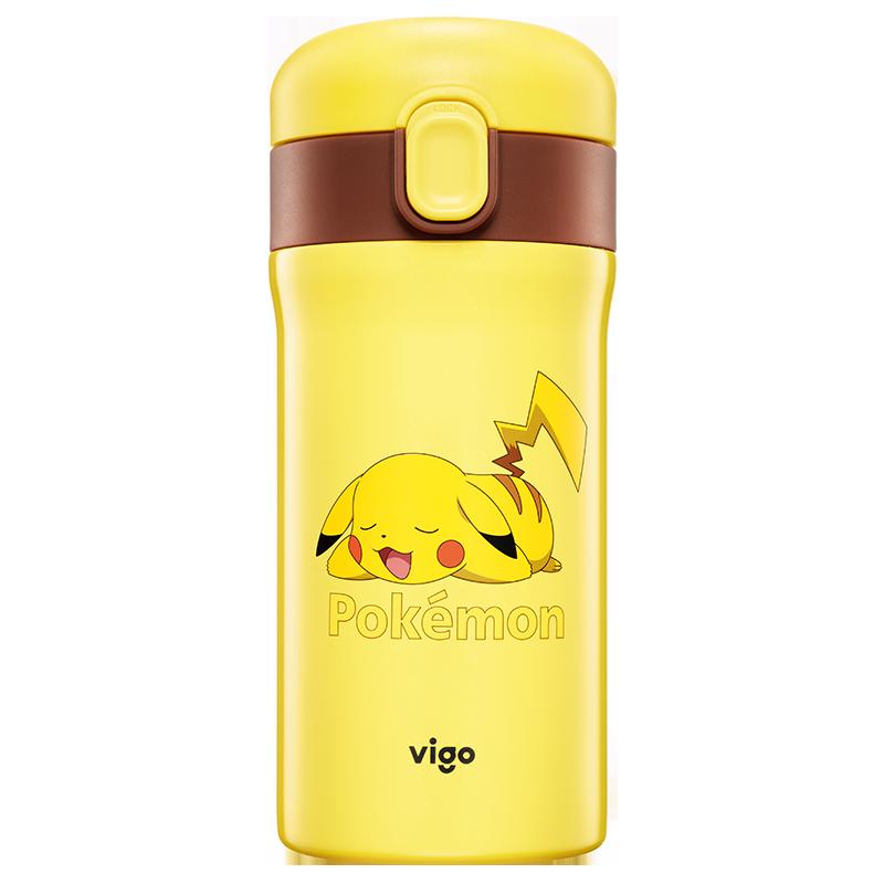 【vigo】皮卡丘智能保温水杯450ml