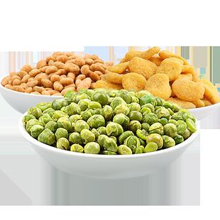 【临期零食】吉侬坡炒货零食干货瓜子仁蚕豆豌豆临期食品特价清仓