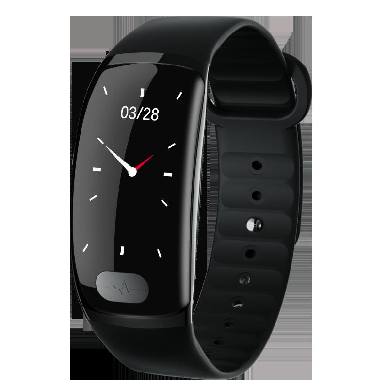 【心电图手环】智能运动手环血压心率监测手表适用于vivo苹果oppo华为小米手机通用多功能男女计步器防水4代