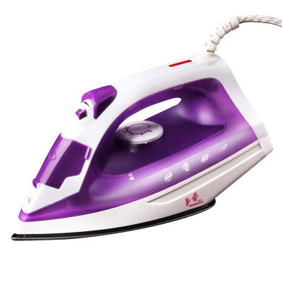 Steam clothes pressing iron plate electric ironing machine
