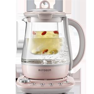 北鼎K159T养生壶升级新款家用多功能全自动玻璃蒸早餐煮茶燕窝壶