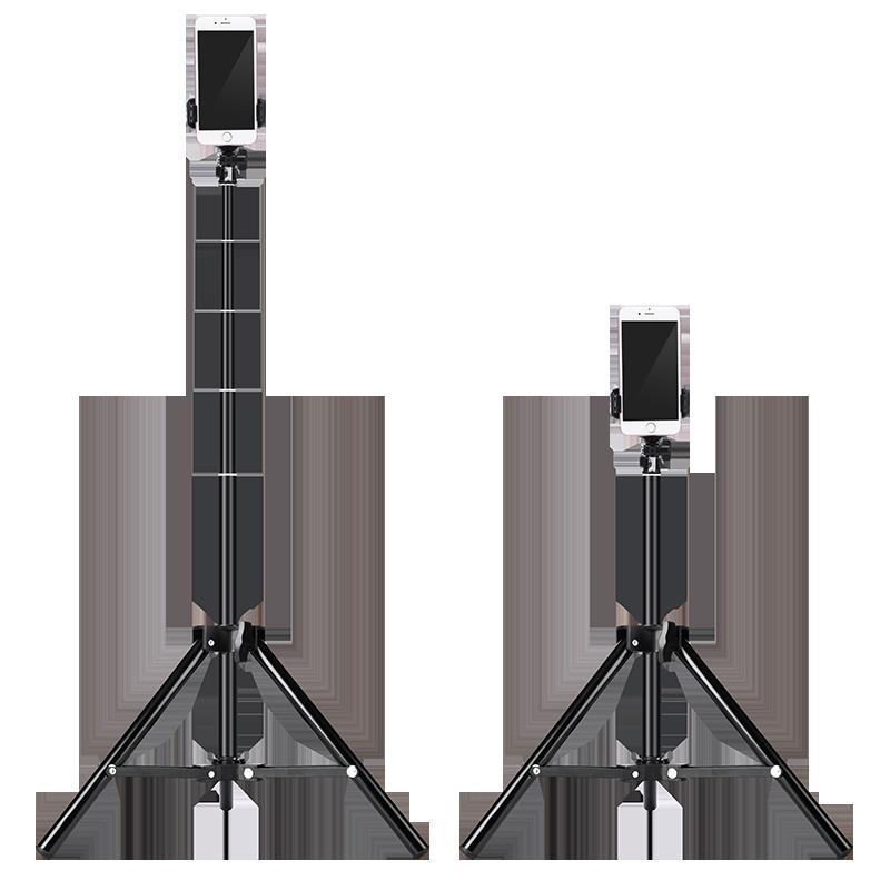 通用型自拍杆三脚架一体式蓝牙拍照