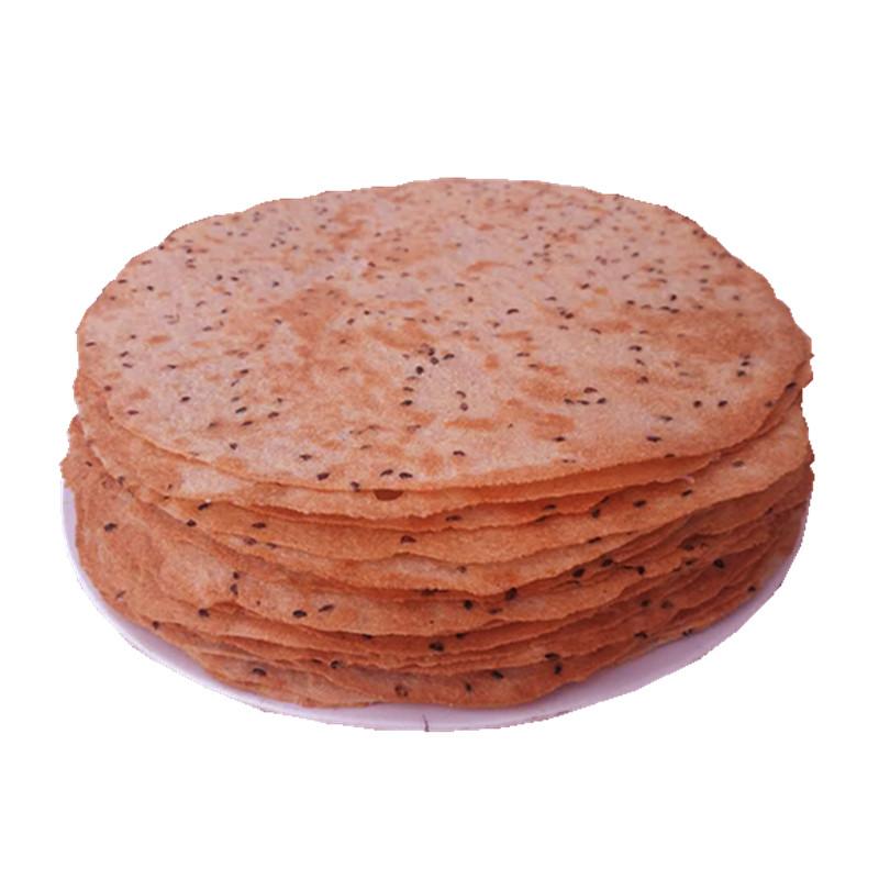 山西特产昔阳压饼口口香薄脆饼干