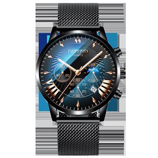 正品瑞士男士2019新款学生潮流手表