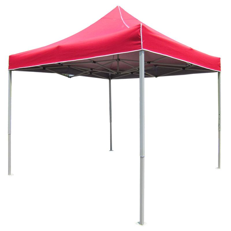 加粗广告四脚户外折叠摆摊活动帐篷