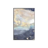 星川客厅装饰画现代轻奢沙发背景墙画抽象玄关挂画大幅落地画星辰