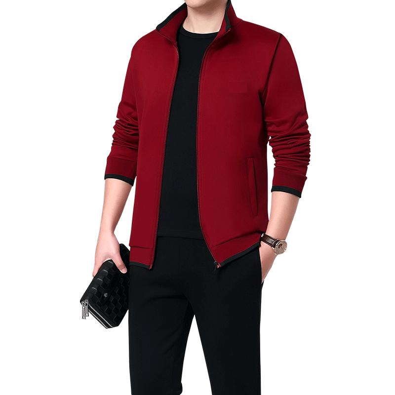 爵森马伯特夏季新款运动套装男夏季潮流短袖休闲装运动套装