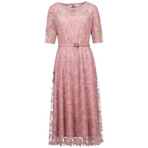 珂莱蒂尔2021年夏季新款中长裙子