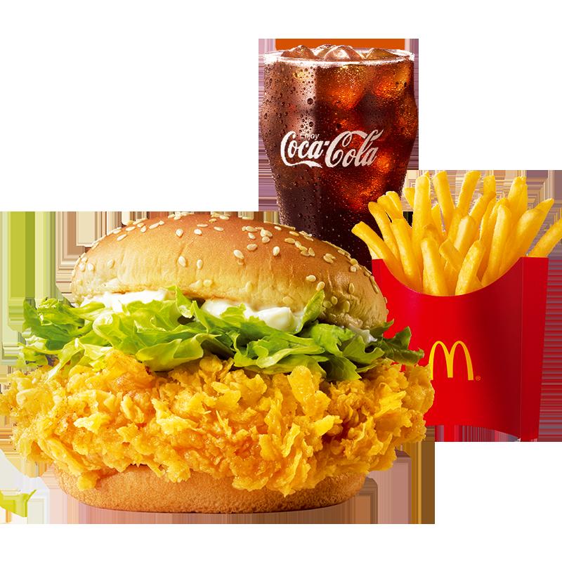 【预售】麦当劳  双十一狂欢桶(3-4人餐) 单次券  电子券优惠券