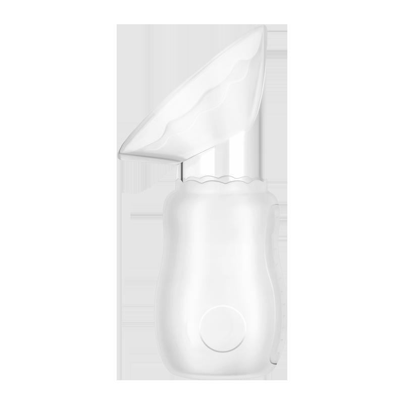 庄吉狮丹手动式硅胶母乳收集器接漏奶神器