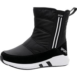 2020冬季新款加绒加厚棉鞋雪地靴