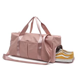 女干湿分离游泳行李袋手提健身包