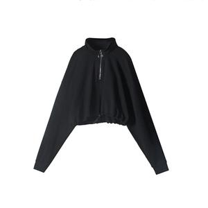 短款2021春秋新款韩版宽松显瘦卫衣