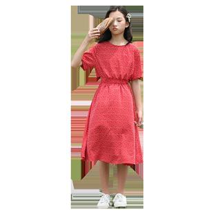大童夏季12-15岁2020新款沙滩裙