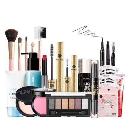 彩妆套装组合14件套化妆品cd化妆