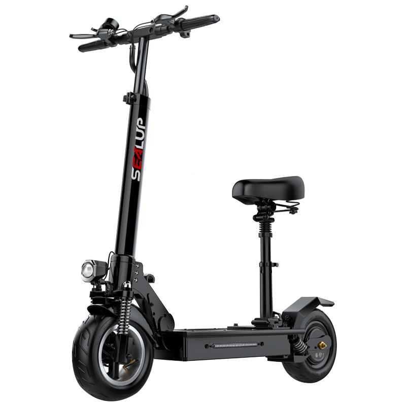 希洛普两轮代步便携迷你小型电动车