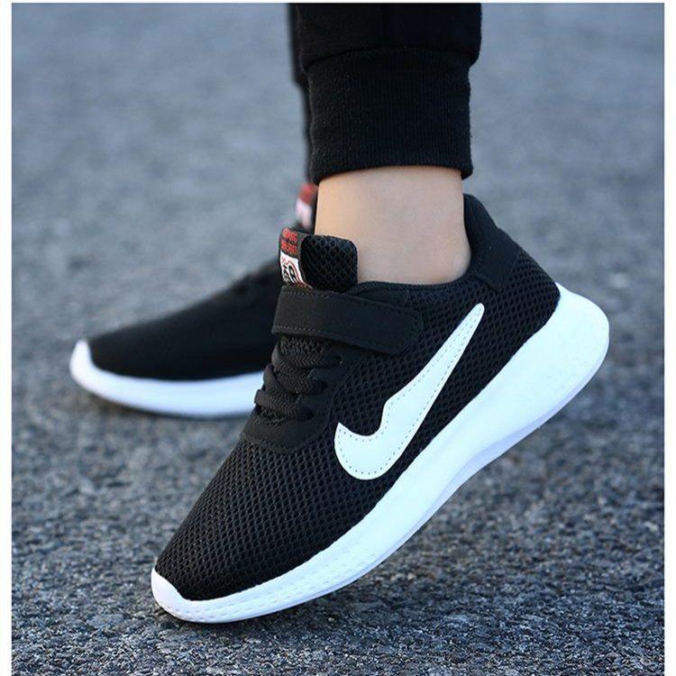 男童鞋子春夏季新款儿童网鞋透气网面夏男孩学生中大童运动鞋