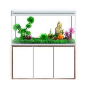 客厅玻璃大中小型带底柜鱼缸水族箱