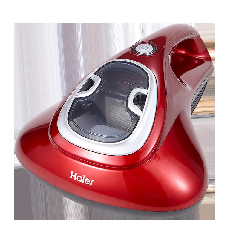 海尔无线除螨仪家用床上小型吸尘器紫外线