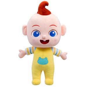 宝宝巴士超级宝贝jojo儿童卡通毛绒可爱玩偶玩具公仔