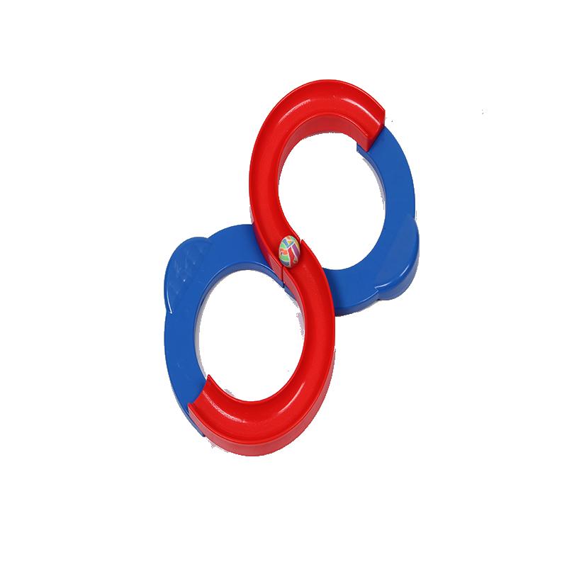 88轨道球感统训练器材8字玩具专注力提高注意力八八网红儿童益智