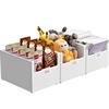 佳帮手杂物收纳盒厨房橱柜日式长方形桌面化妆品储物盒零食收纳筐