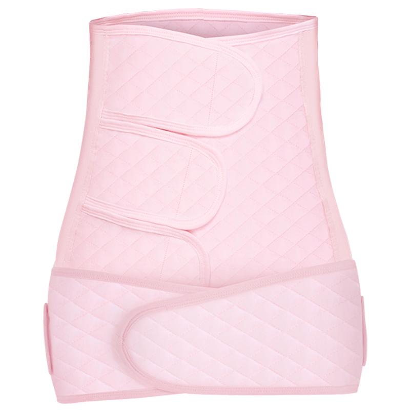 【浪莎】产后纱布收腹带绑腹带