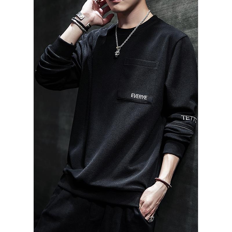 男士休闲套装运动韩版潮流两件套