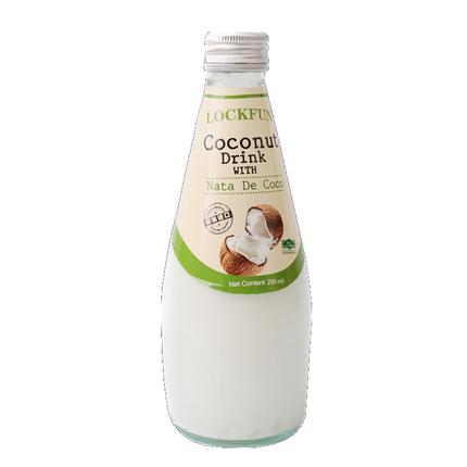 乐可芬泰国进口椰子汁整箱椰果饮料