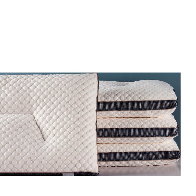 一对装】大豆纤维抗菌防螨虫枕头双人男女成人家用枕芯可水洗整头