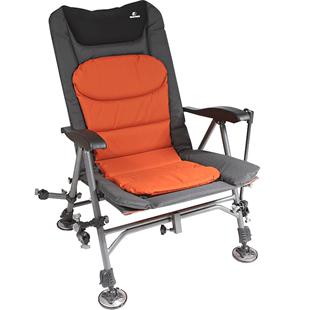 我飛全地形歐式釣椅摺疊多功能可躺睡野釣椅無極加長升降腿釣魚椅
