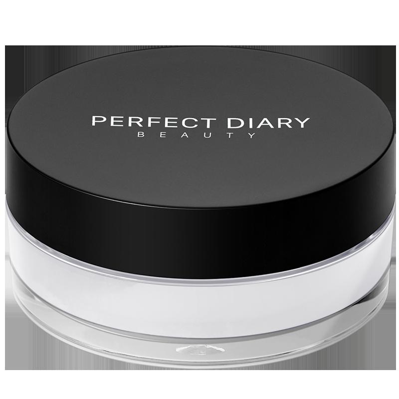 完美日記散粉定妝粉蜜粉控油持久遮瑕防水粉餅女學生平價網紅同款