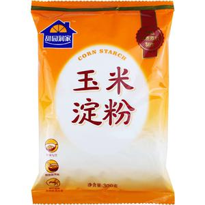 甜园润家玉米淀粉300g×2袋烘焙勾芡食用生粉婴儿鹰粟粉家用装