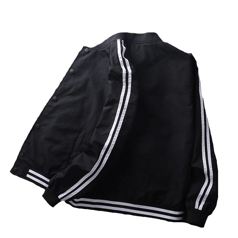 2020春夏休闲运动外套男韩版修身工装帅气超薄款透气夹克防晒衣服