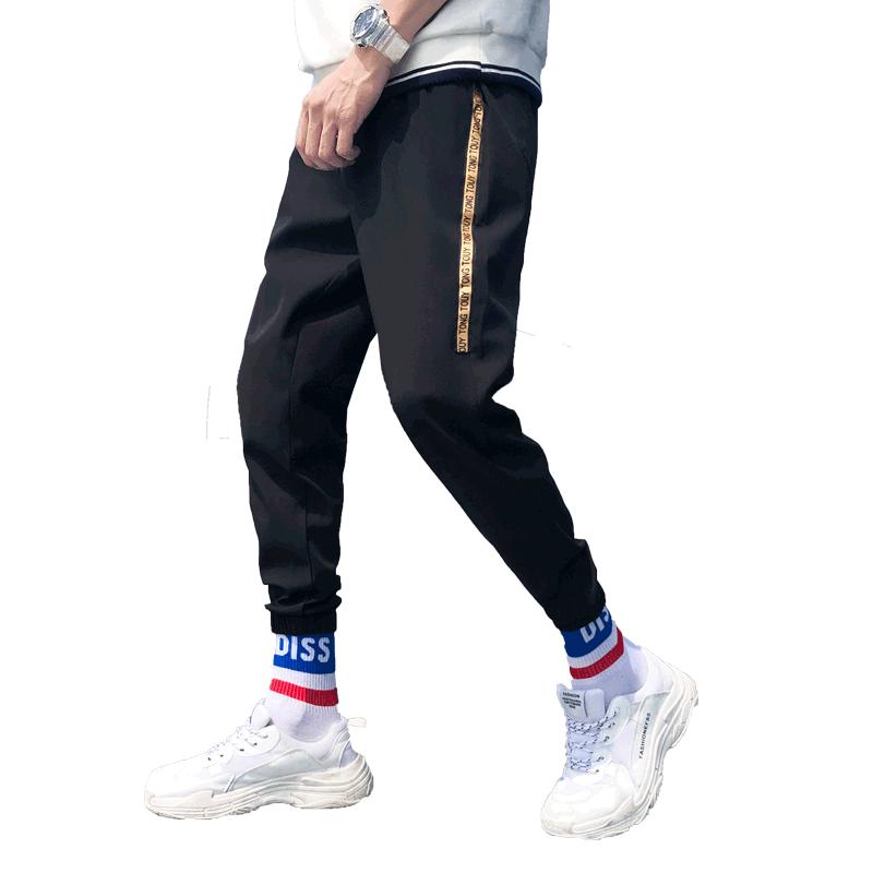 春季男士休闲卫裤运动裤长裤