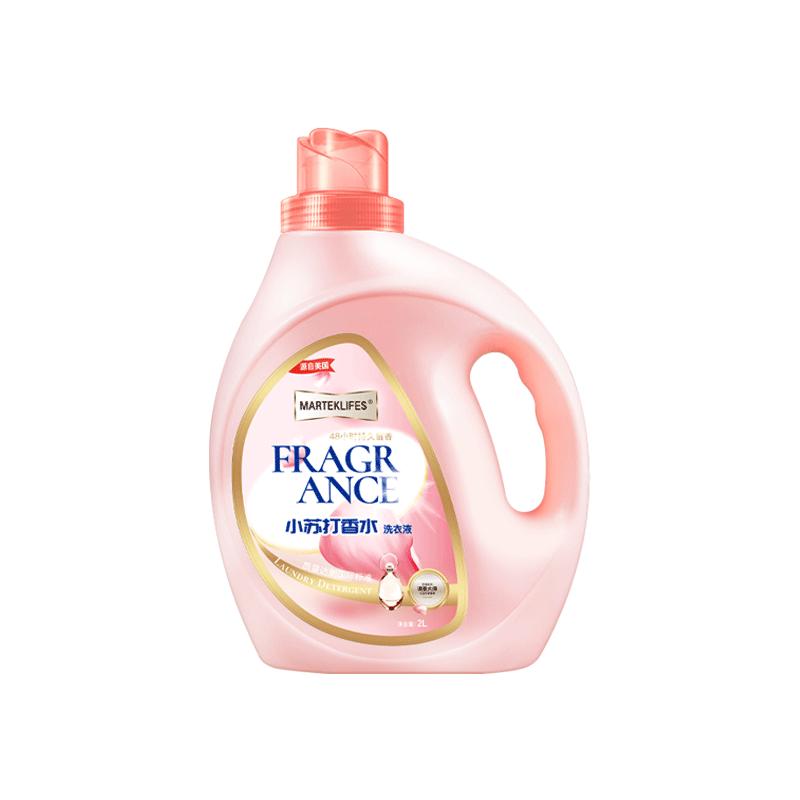 马泰克小苏打香水洗衣液香味家用桶装婴儿内衣手洗留香氛酵素