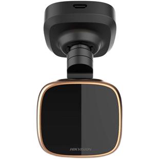 海康威視F6S行車記錄儀高清夜視汽車隱藏免安裝無線全景停車監控