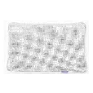 蜗牛睡眠4d空气助单人睡觉纤维枕头