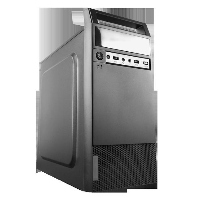 办公酷睿I3I5四核台式电脑全套兼容机DIY组装主机电脑游戏显示器吃鸡作图视频编辑美工工作站多屏主机3D建模