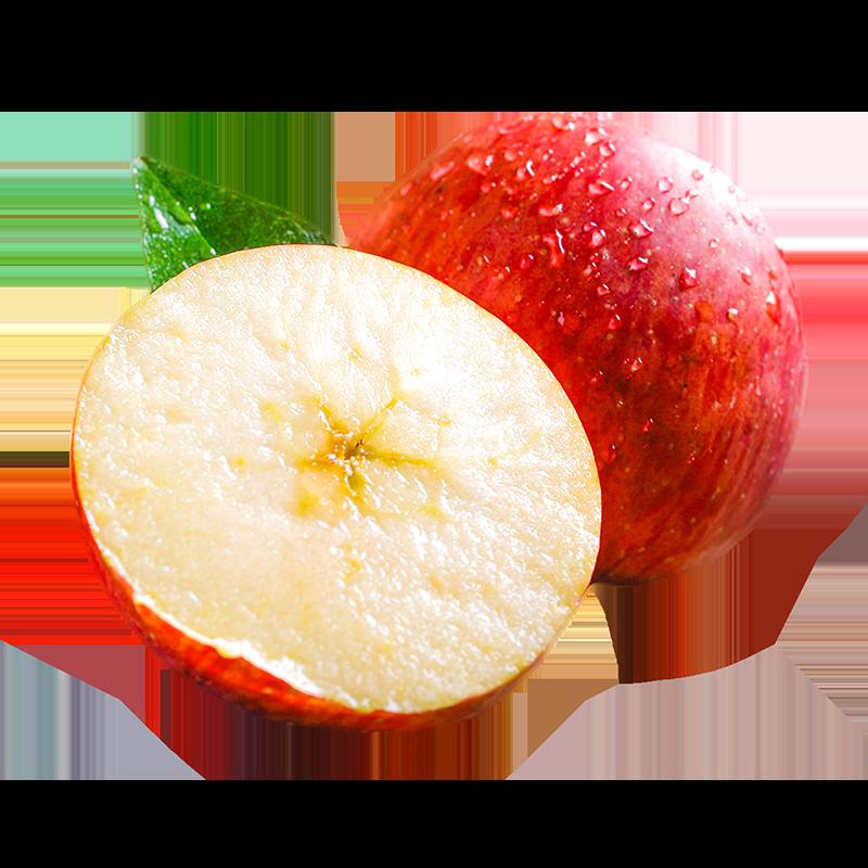 【五斤】正宗山东烟台红富士噶啦苹果