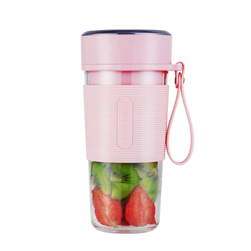 学生便携小型充电式榨汁杯