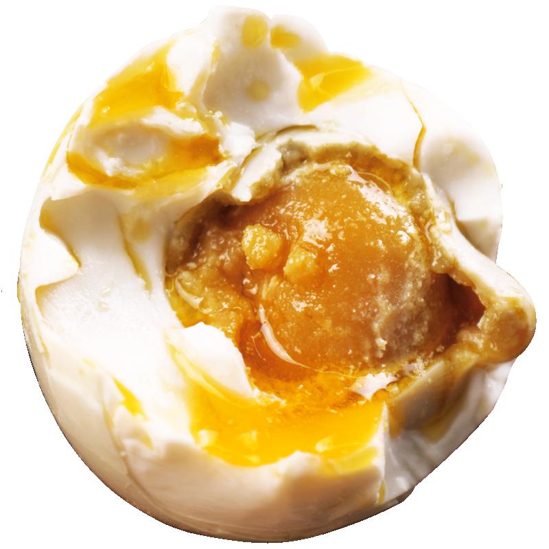 白荡湖咸鸭蛋正宗流油63g20枚 红泥腌制熟咸蛋黄鸭蛋咸蛋非海鸭蛋