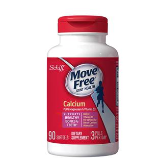 美国movefree中老年人补钙碳酸钙