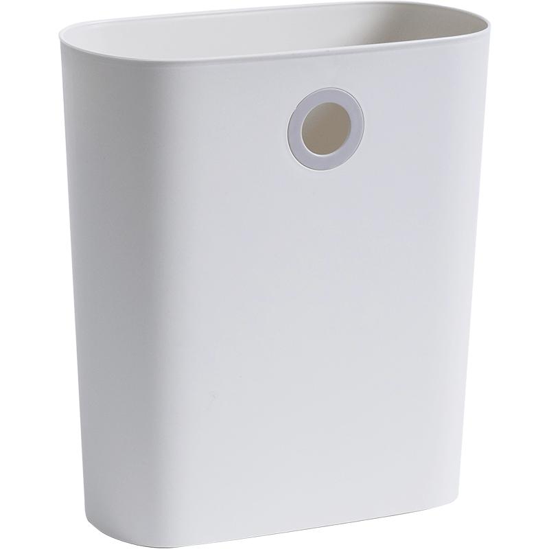 创意【家用大号】圆素垃圾桶