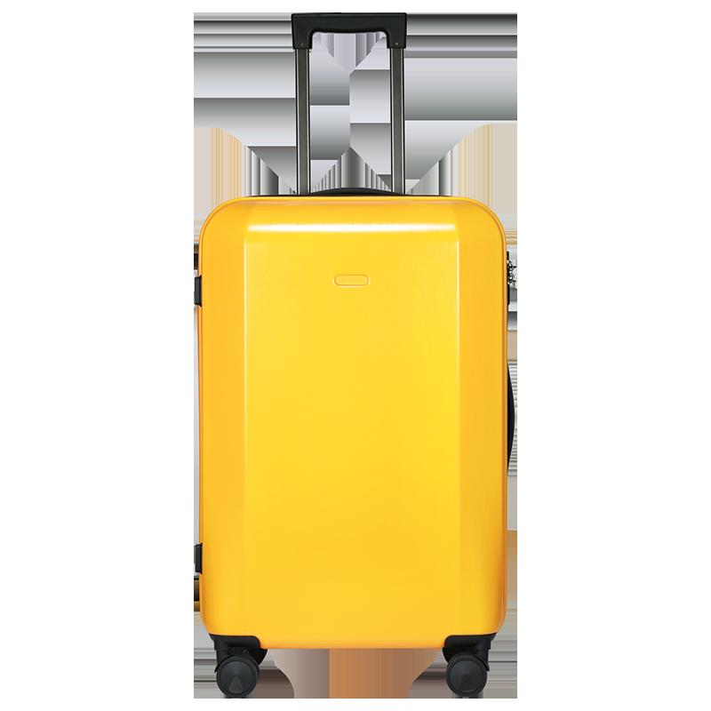萨蒙斯行李箱子女20寸登机小型ins网红万向轮旅行拉杆男24寸学生