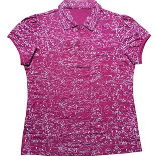 2021新款妈妈夏装短袖t恤女中老年人半袖衫纯棉上衣翻领夏季衣服